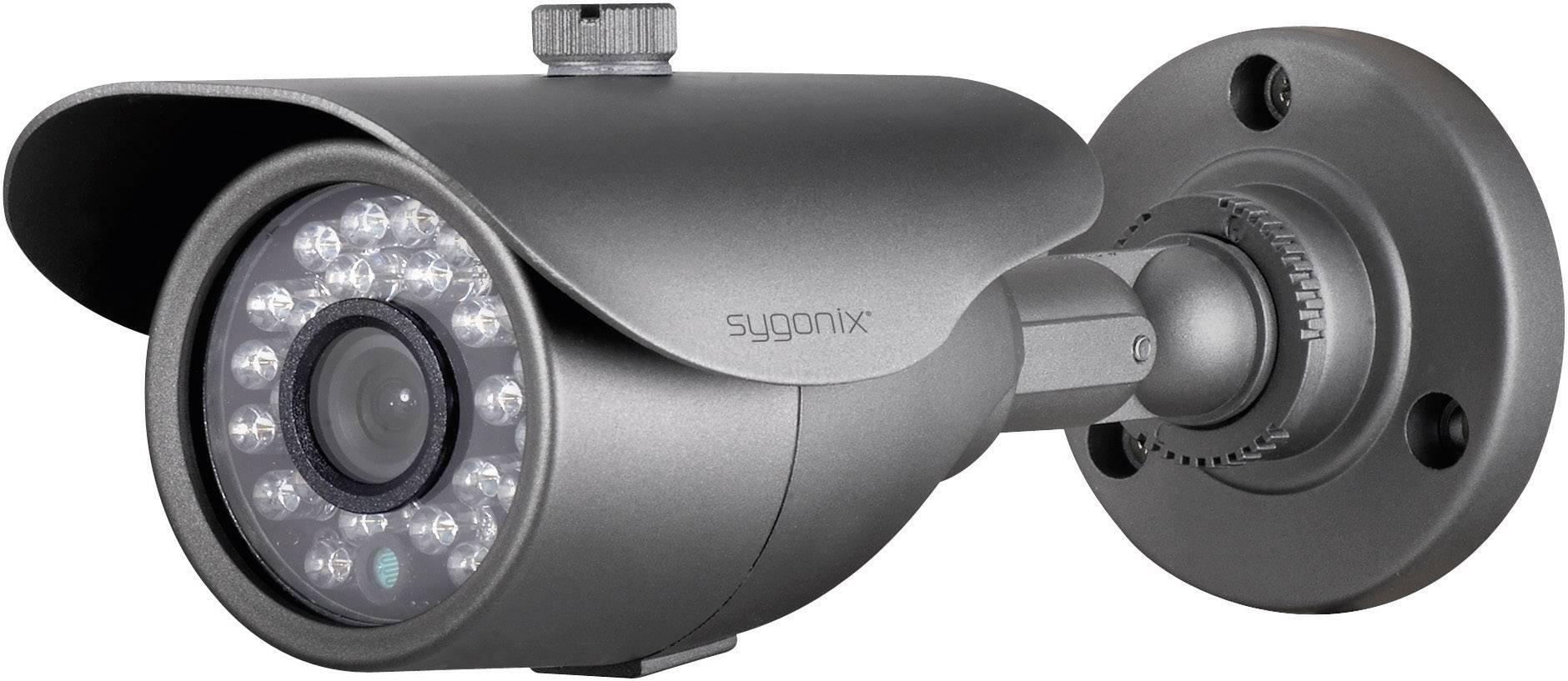 Kabelové sledovací kamery