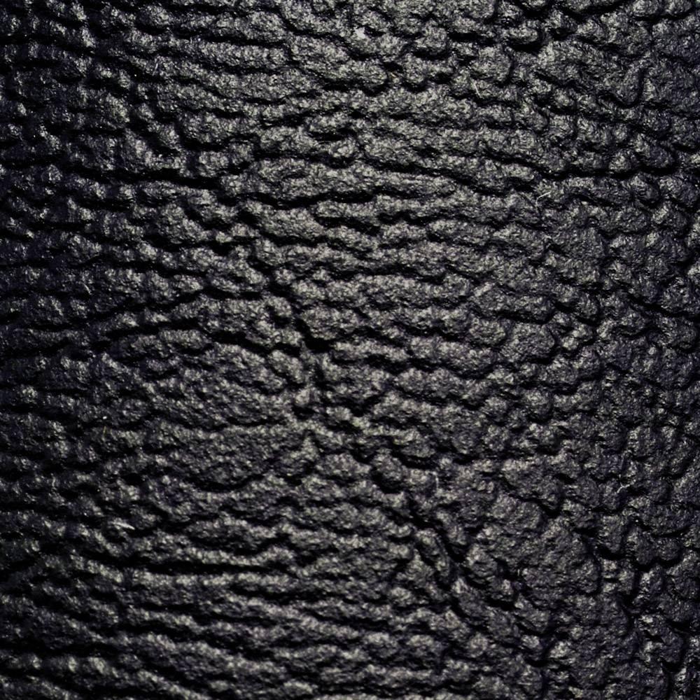 Poťah z umelej kože Sinuslive KL SCHWARZ, (d x š) 140 cm x 75 cm, čierna