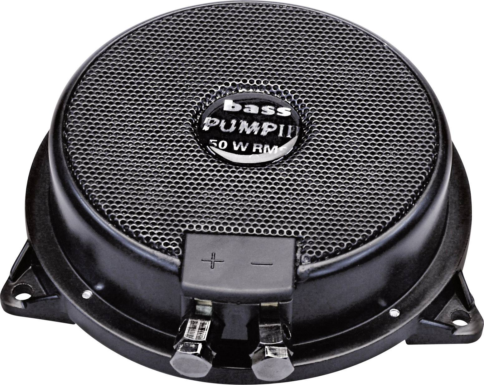 Pasívny subwoofer do auta Sinuslive Bass-Pump III, 130 mm, 8 Ohm, 80 W
