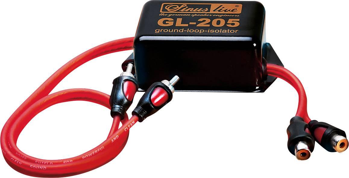 RCA filter šumu Sinuslive GL-205 GL-205