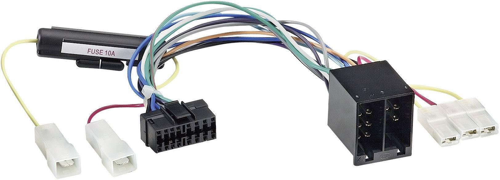ISO adaptérový kábel pre autorádio AIV 51C612 vhodný pre autorádia Sony