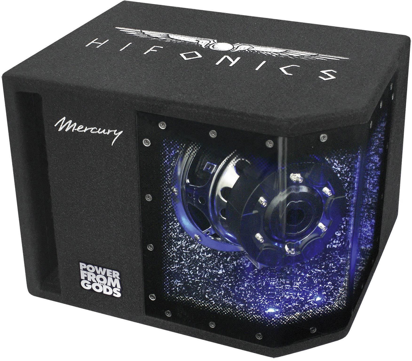 Pasívny subwoofer do auta - tuba Hifonics MR8BP, 600 W