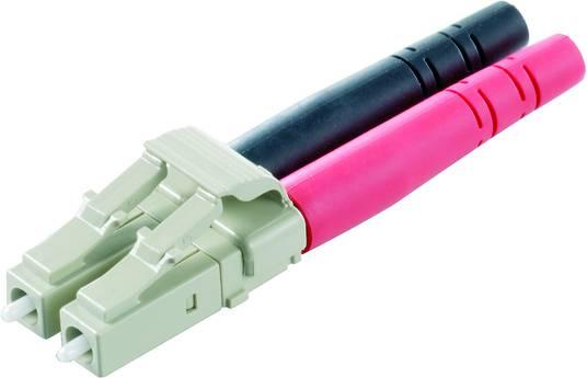 Konektor k optickému kabelu Weidmüller IE-PS-LCD-MM 1962970000