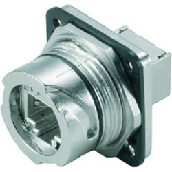 Konektor k optickému kabelu Weidmüller IE-BS-V01M-RJ45-C 1963470000