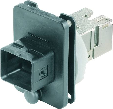 Konektor k optickému kabelu Weidmüller IE-BS-V04P-RJ45-C 1963490000
