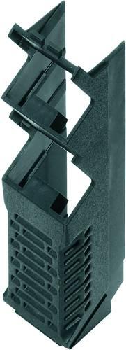Boční díl pouzdra na DIN lištu Weidmüller CH20M22 S PPSC BK 10 ks
