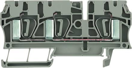 Weidmüller ZDU 4/3AN, 7904180000, 50 ks