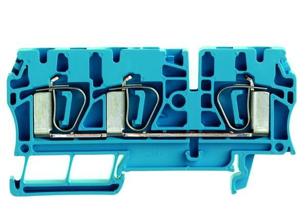 Weidmüller ZDU 4/3AN BL, 7904190000, 50 ks