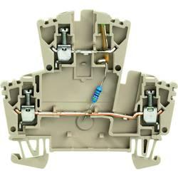Weidmüller WDK 2.5 LD/GN 1R 24VDC, 8023610000, 25 ks