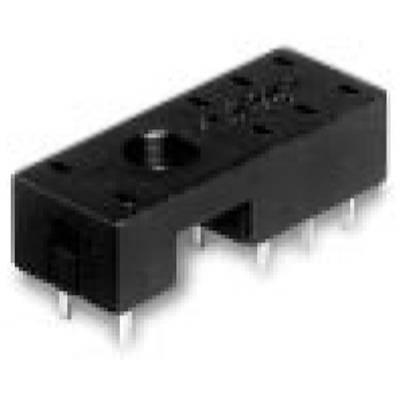Sokl pro relé Weidmüller SRC 2CO PCB, vhodné pro sérii: Weidmüller řada RIDERSERIES RCL (d x š x v) 62 x 12.7 x 31 mm 100 ks