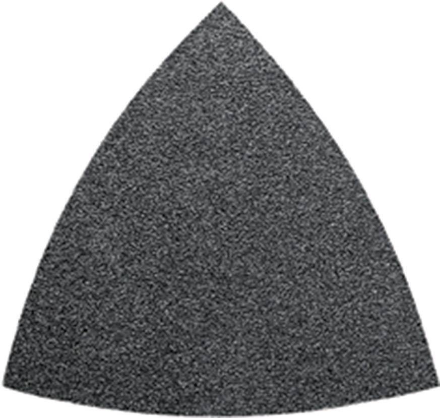 Brusný papír pro delta brusky Fein 63717175017 bez otvorů, Zrnitost 600, 50 ks