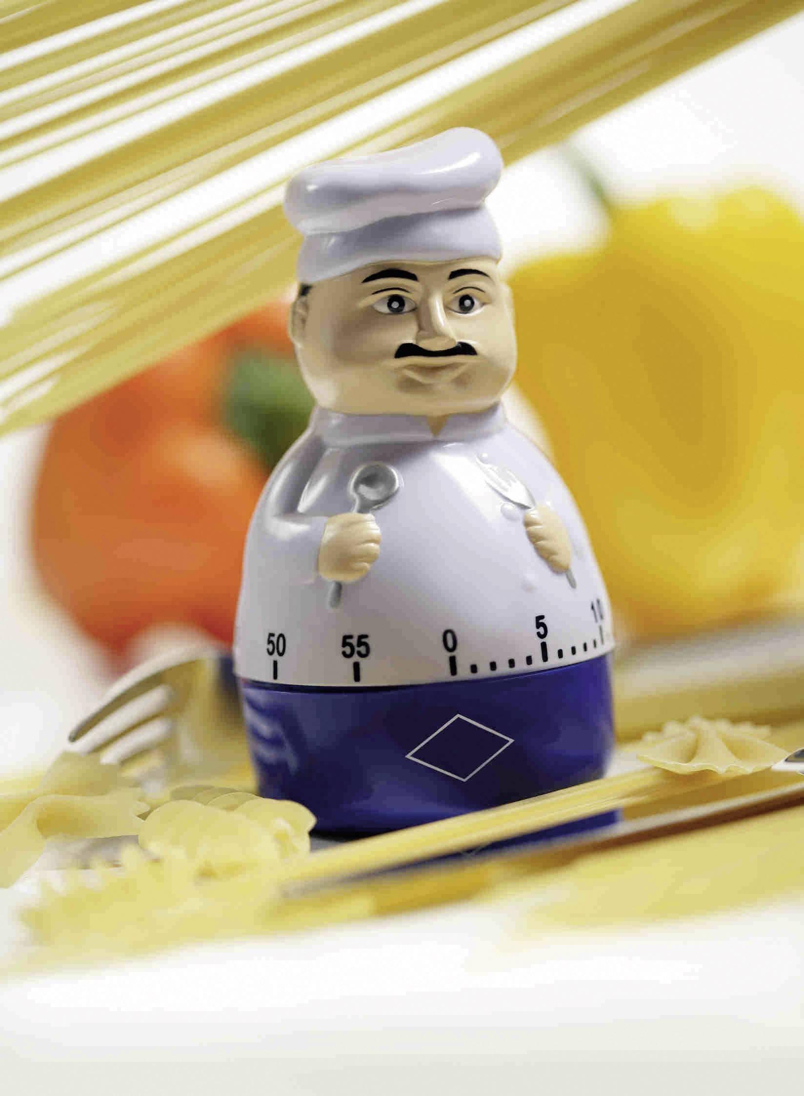 Kuchynská minútka kuchtík TFA, 104 x 58 mm