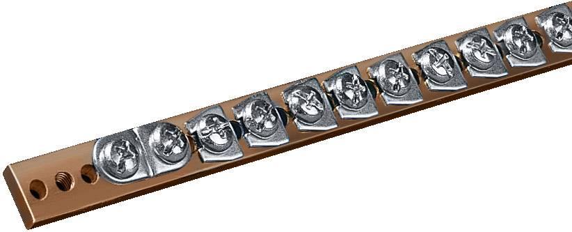 Sběrnicová lišta Rittal SZ 2364.000, 699 mm, 1 ks