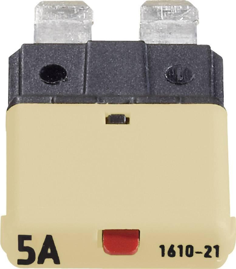Plochá autopojistka, CE1610-21-5A, 5 A