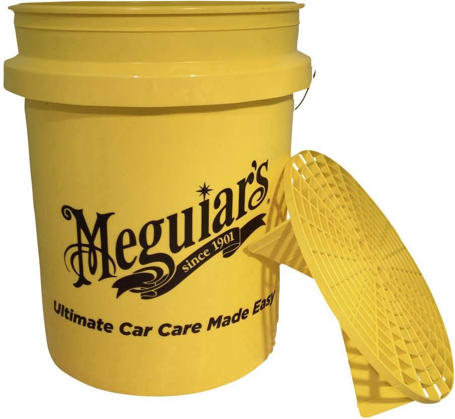 Kýblik na umývanie auta s ochrannou vložkou Meguiars Grit Guard, X3003B
