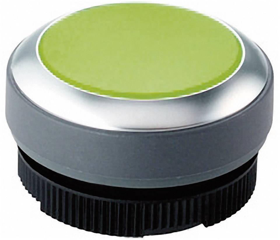 Stláčacie tlačidlo RAFI RAFIX 22 FS+ 1.30.270.021/2500, zelená, 1 ks