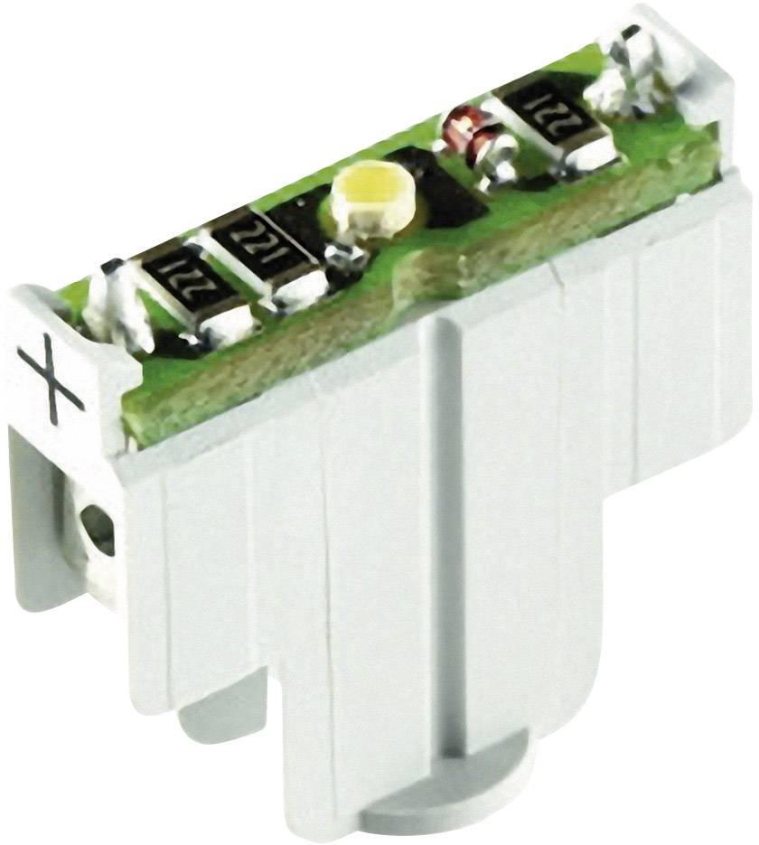 LED element RAFI 22FS+ 5.05.511.747/0200, biela