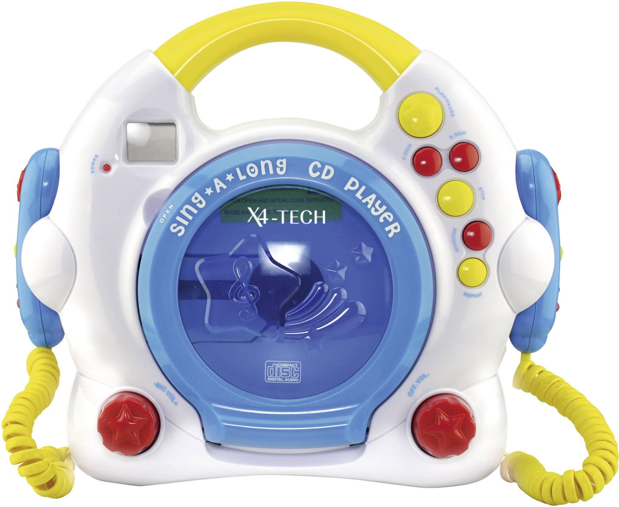 Dětský CD přehrávač