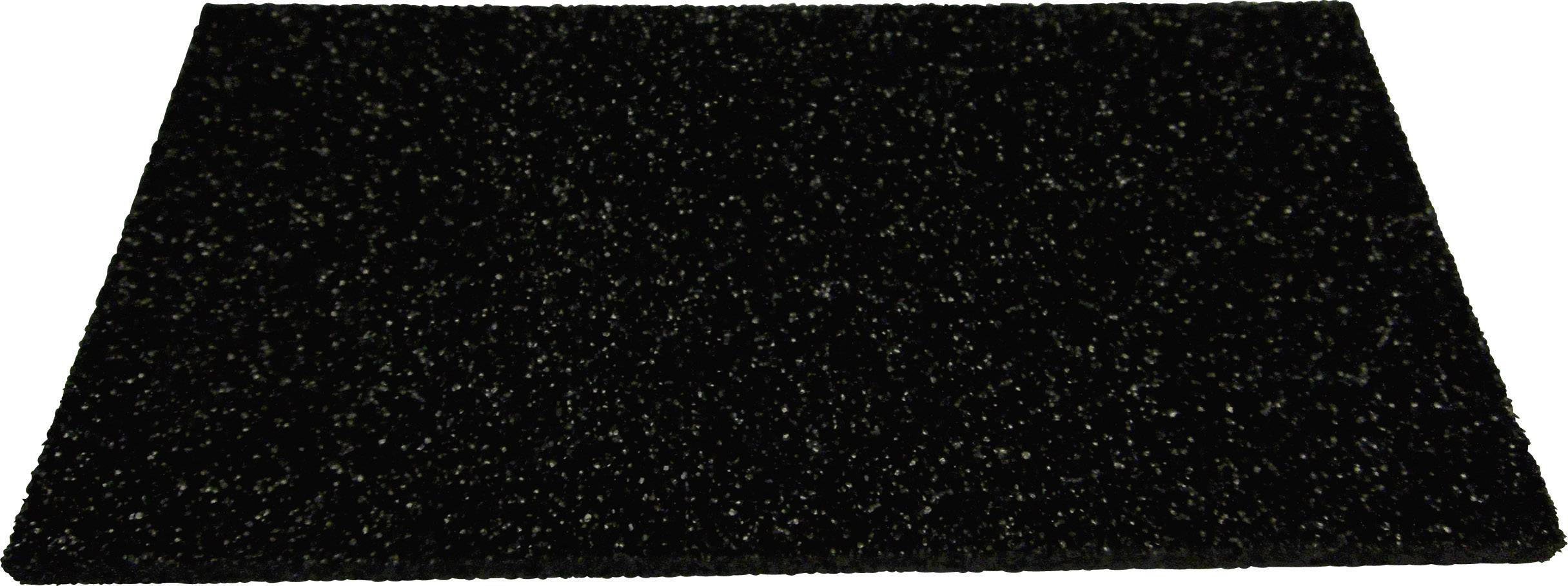 394611, (d x š x v) 150 x 75 x 5 mm, čierna