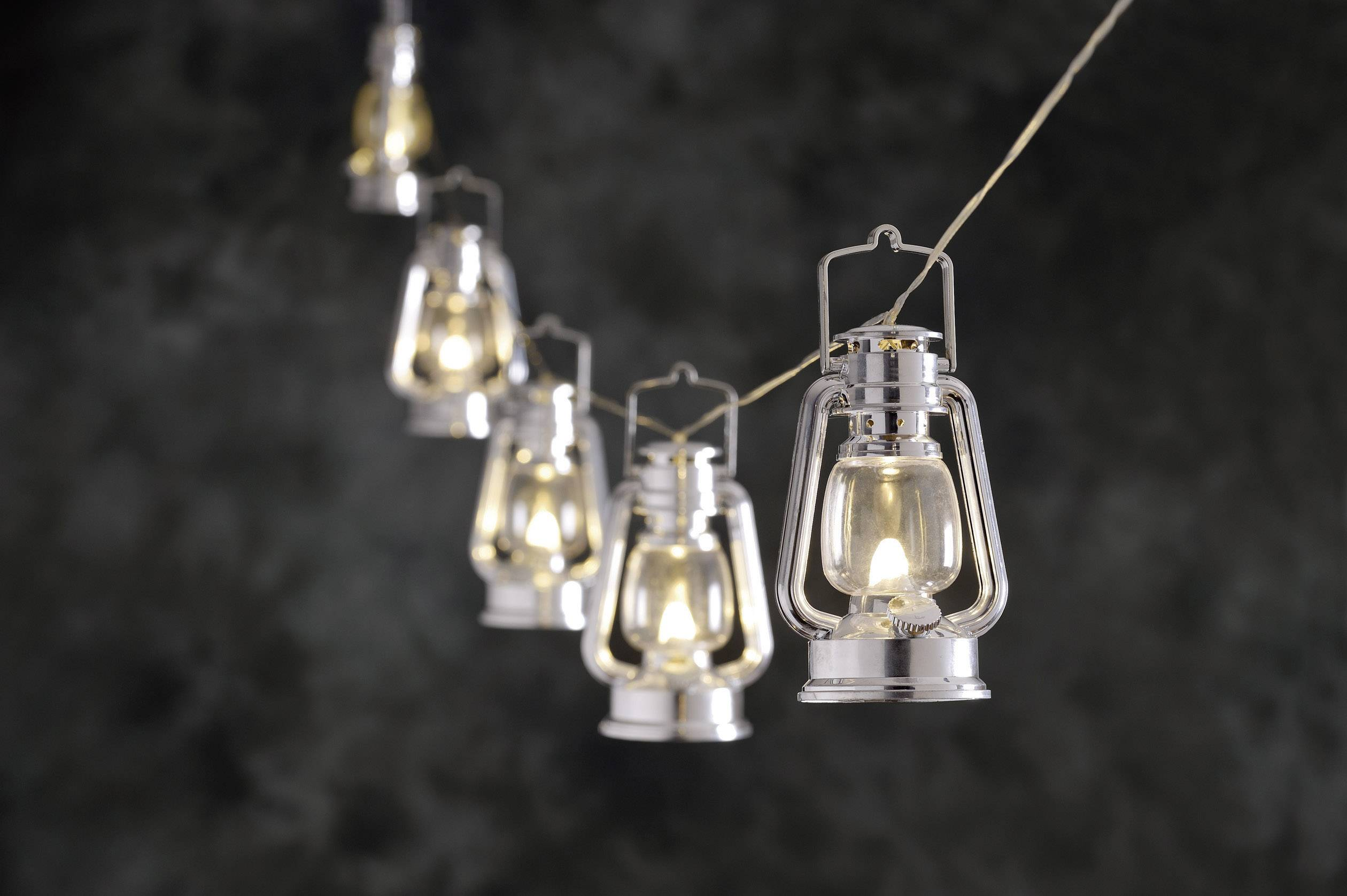 LED svetelná reťaz s motívom vonkajšie 4128-300, teplá biela