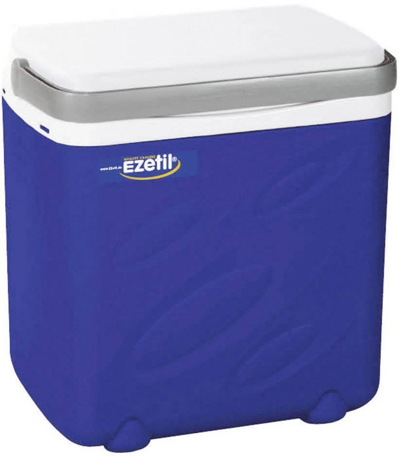Prenosná chladnička (autochladnička) Ezetil XXL 3-DAYS ICE EZ 30, 29.8 l, modrá, biela, sivá