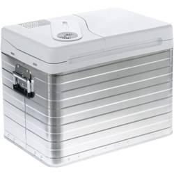 Přenosná lednice (autochladnička) MobiCool Q40, 12 V, 230 V, en.třída A++ (A+++ - D), 40 l, hliník
