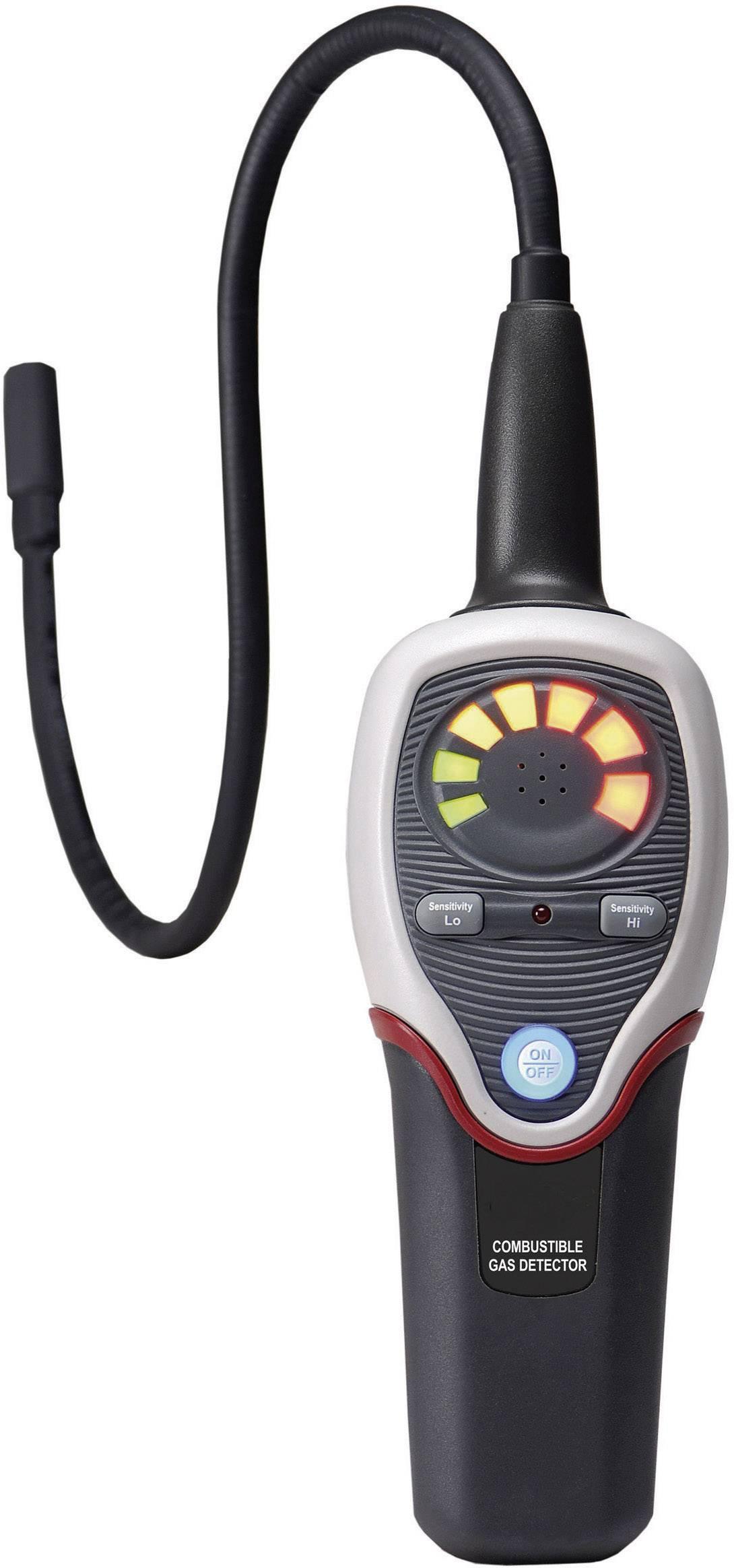 Měřič úniku plynu Dostmann Electronic GD 383