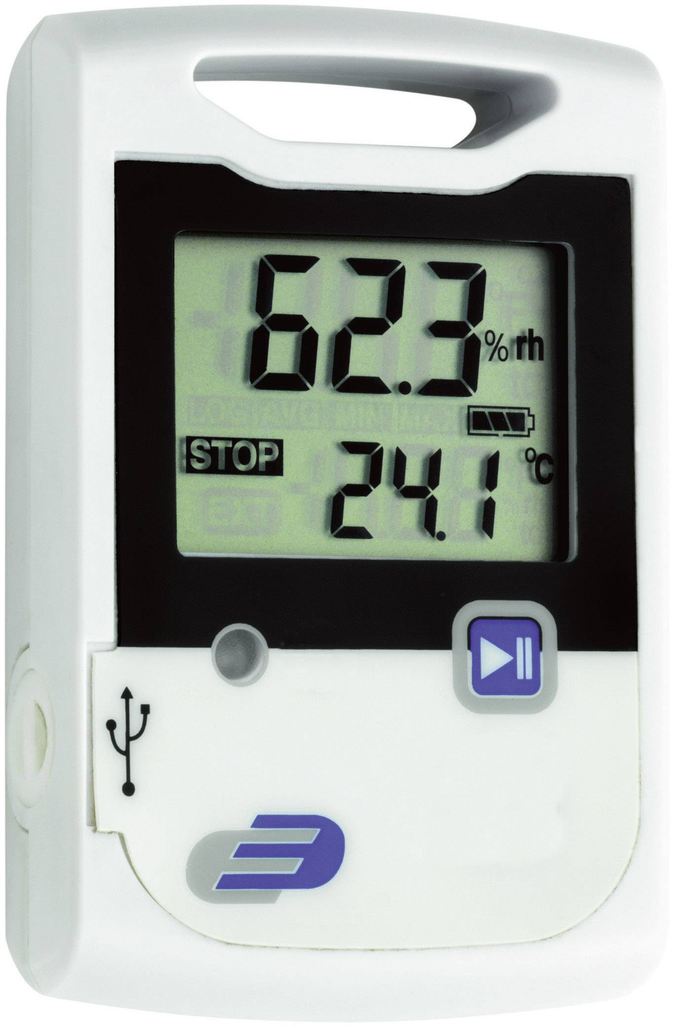 Teplotní datalogger Dostmann electronic LOG200, -30 až +60 °C