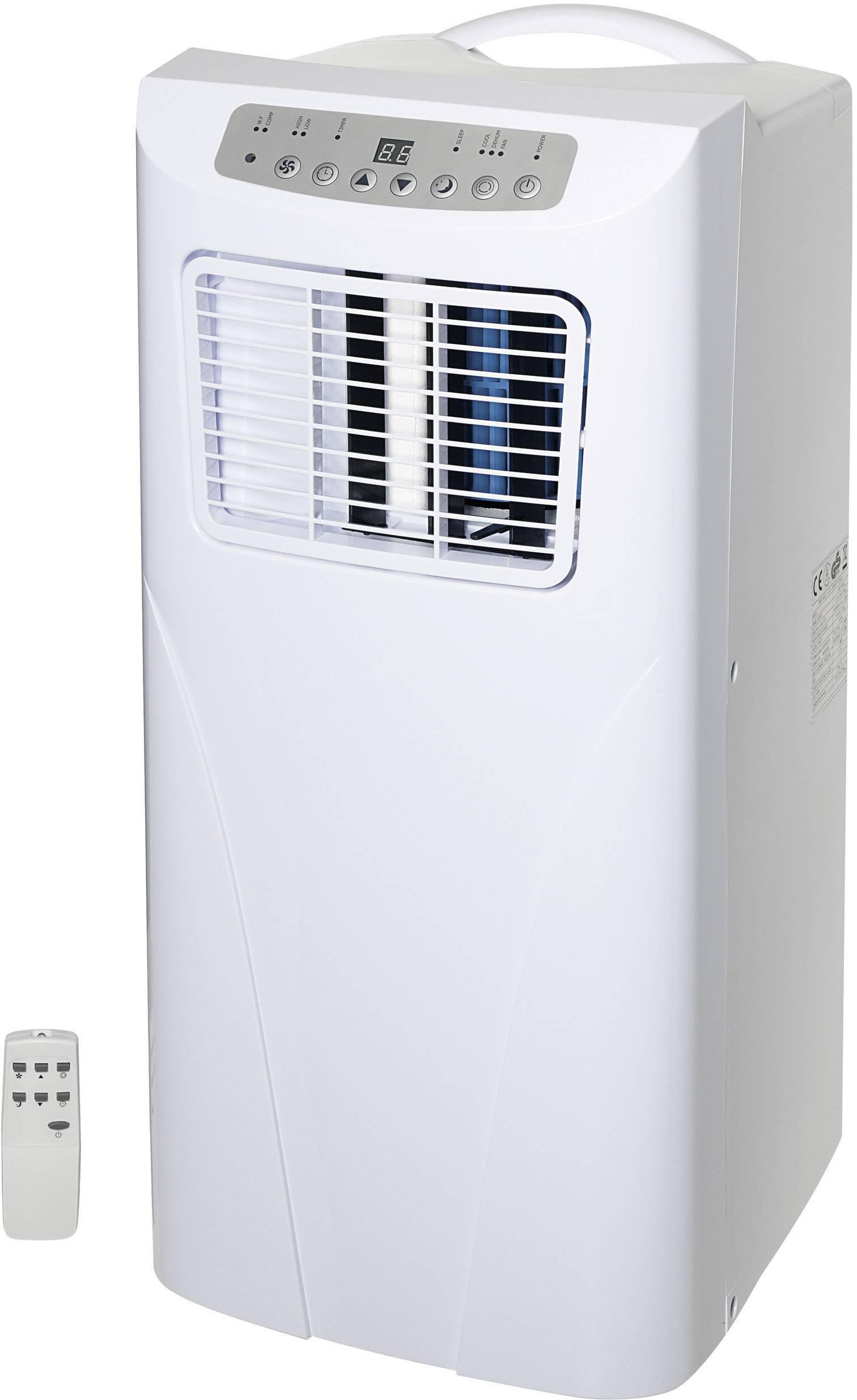 Mobilná klimatizácia 10000 BTU, 1100 W, Trieda energetickej účinnosti A, 18 m2