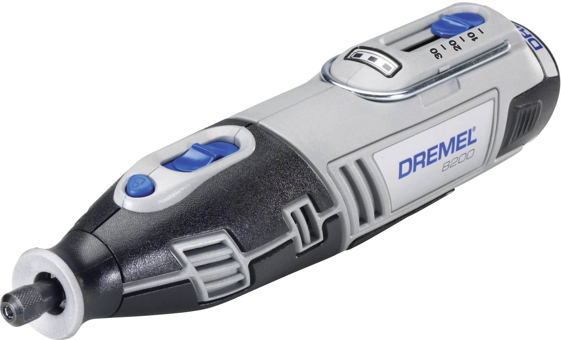 Multifunkčný nástroj Dremel 8200-5/65 Platinum Edition F0138200KN, + 2. akumulátor, vr. príslušenstva