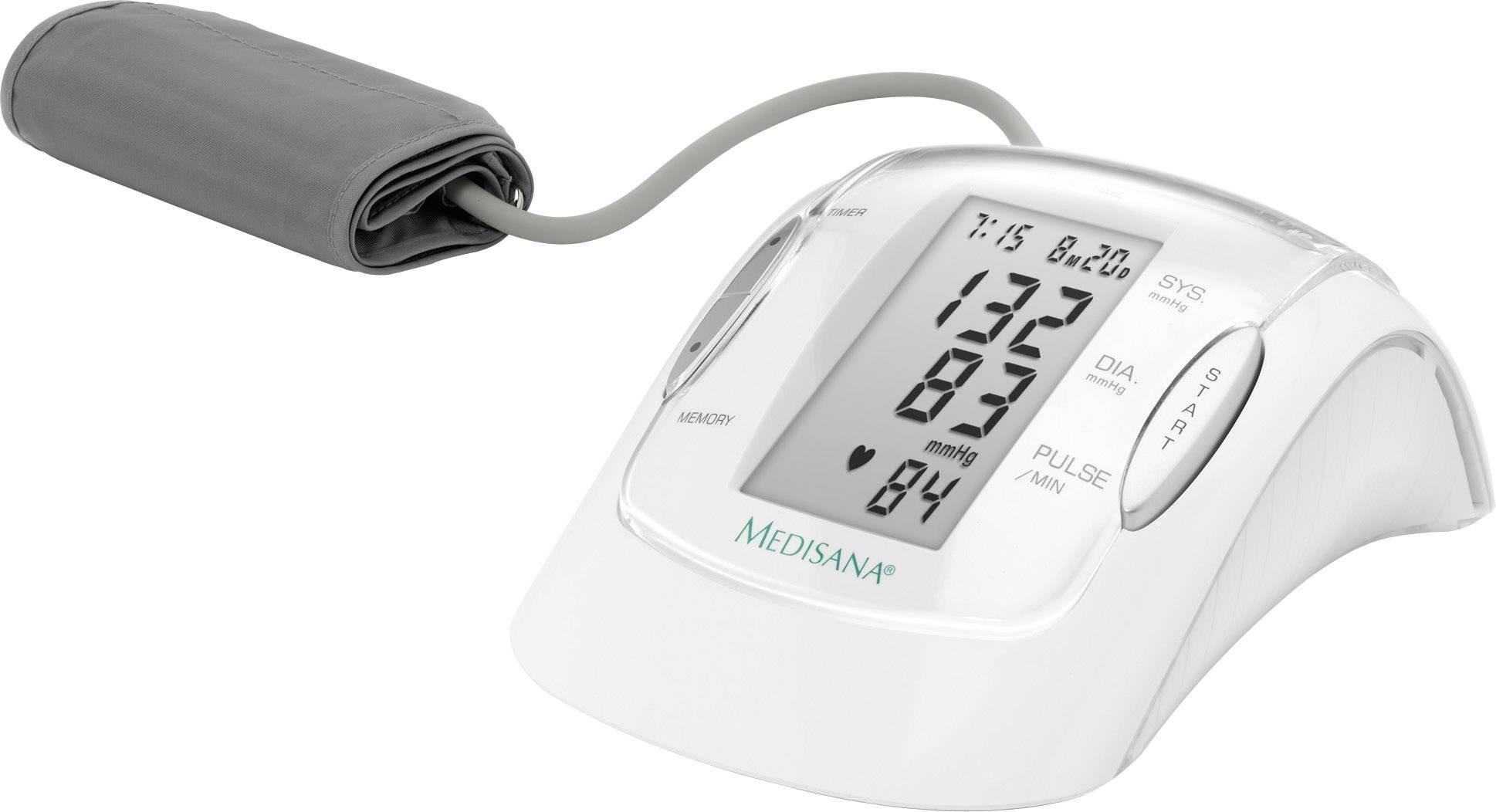 Merač krvného tlaku na rameno Medisana MTP