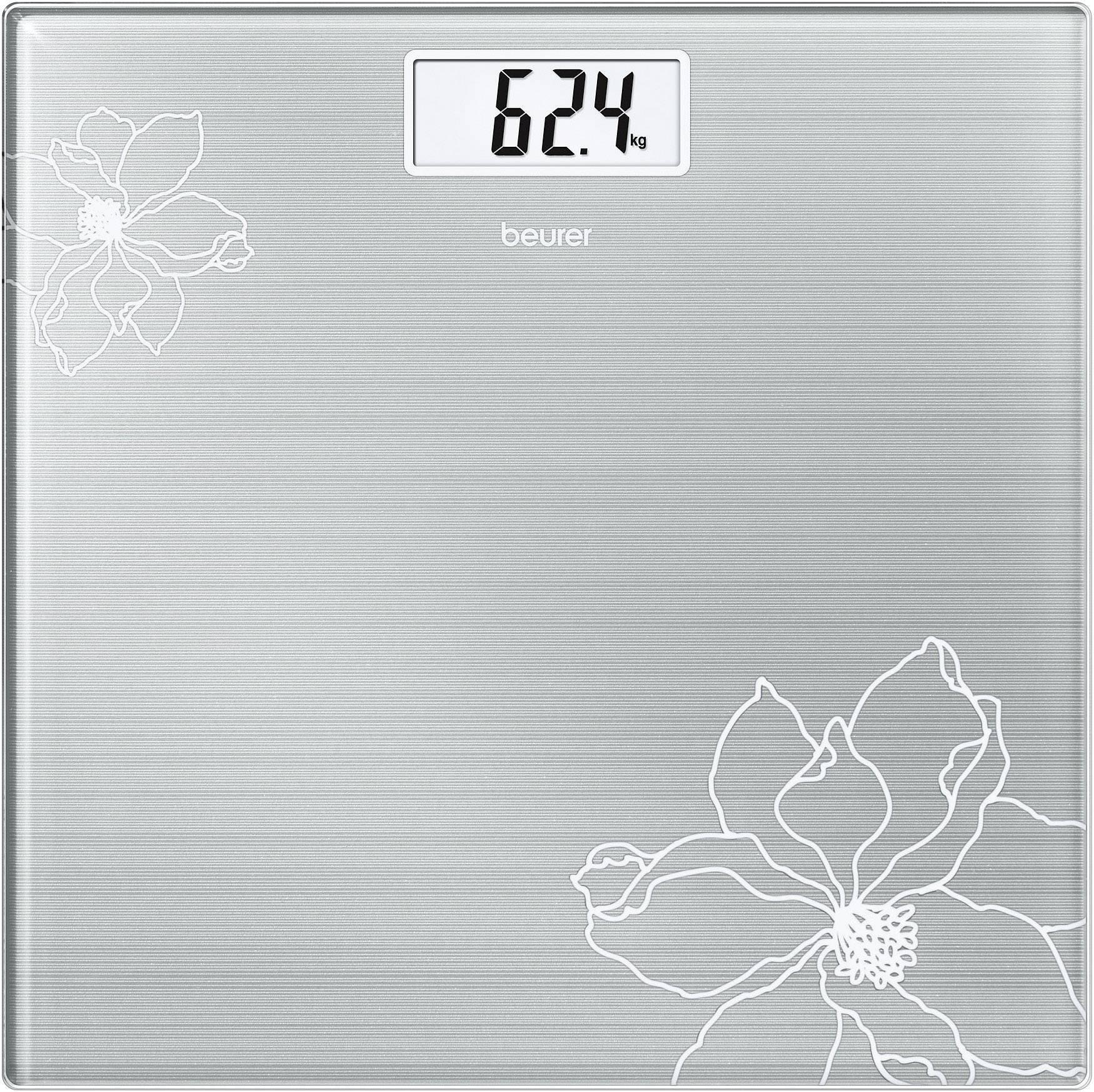 Digitální osobní váha Beurer GS 10, nerezová ocel