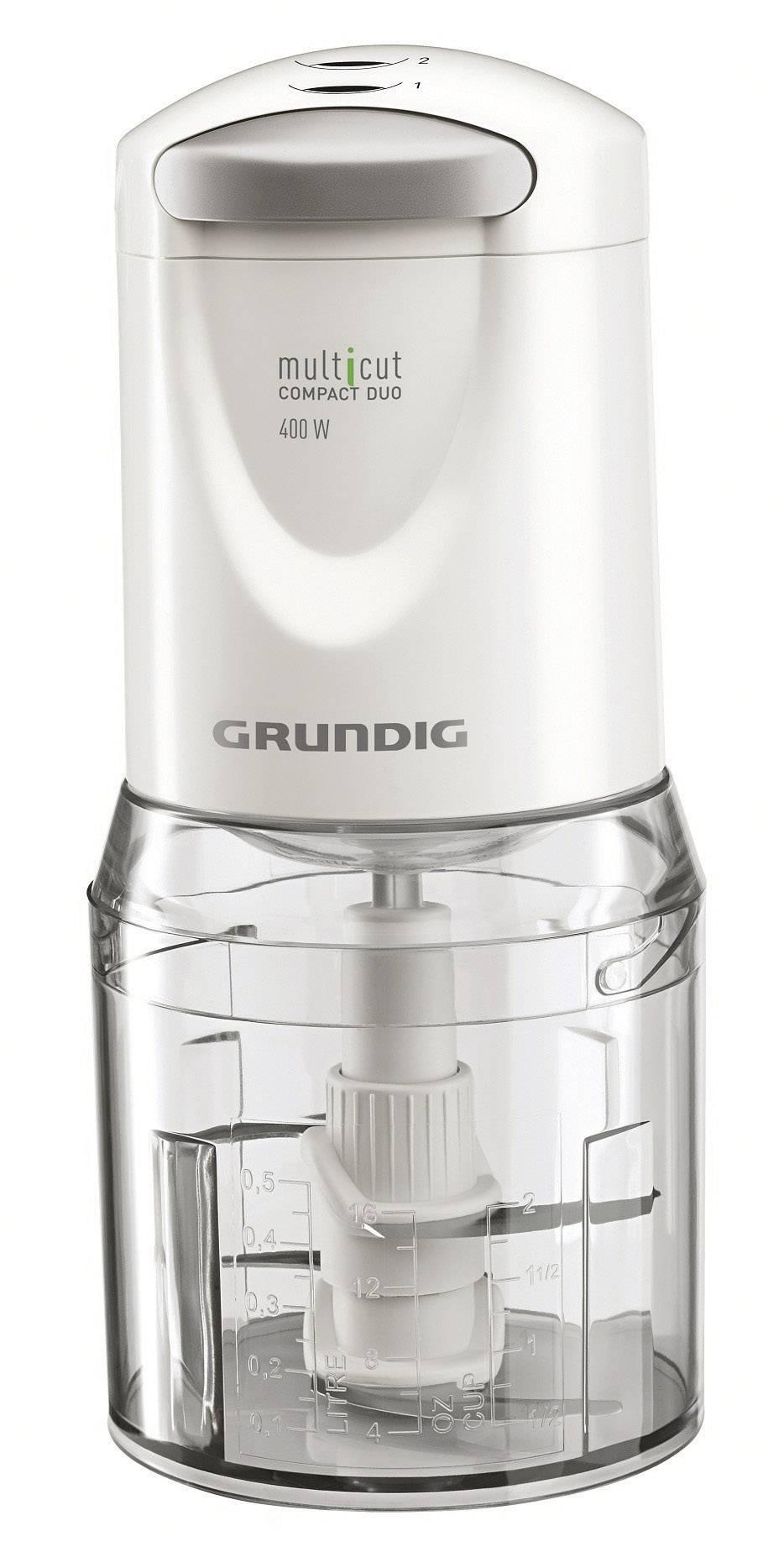 Víceúčelový sekáček Grundig, Compact Duo