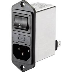 Síťový filtr Schaffner, FN 283-4-06, 1 mH, 250 V/AC, 4 A