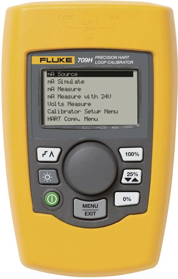 Presný kalibrátor slučky Fluke 709, 4234350