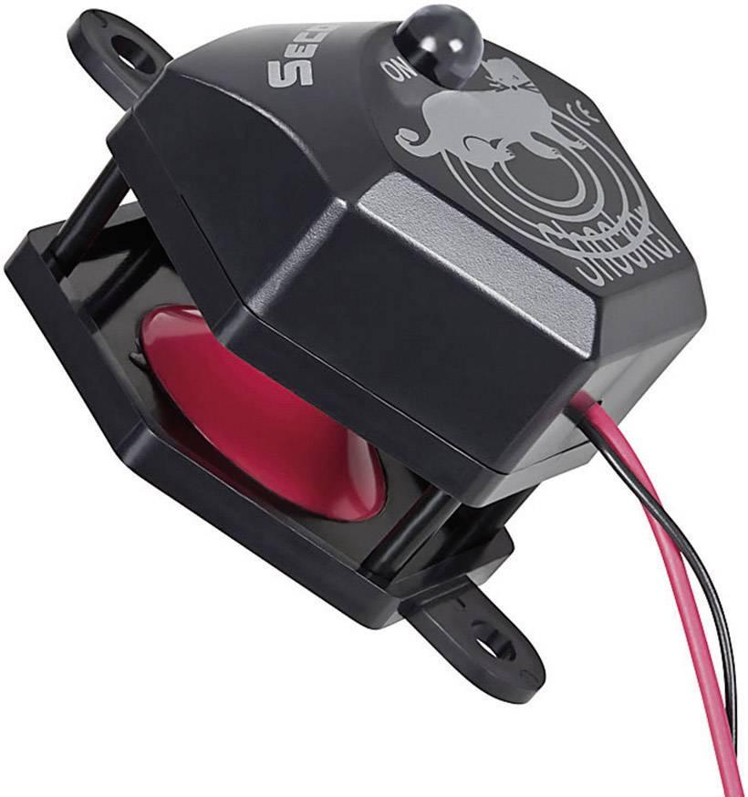 Ultrazvukový odpudzovač kún SecoRüt 90126, 12 V, 24 V, 1 ks