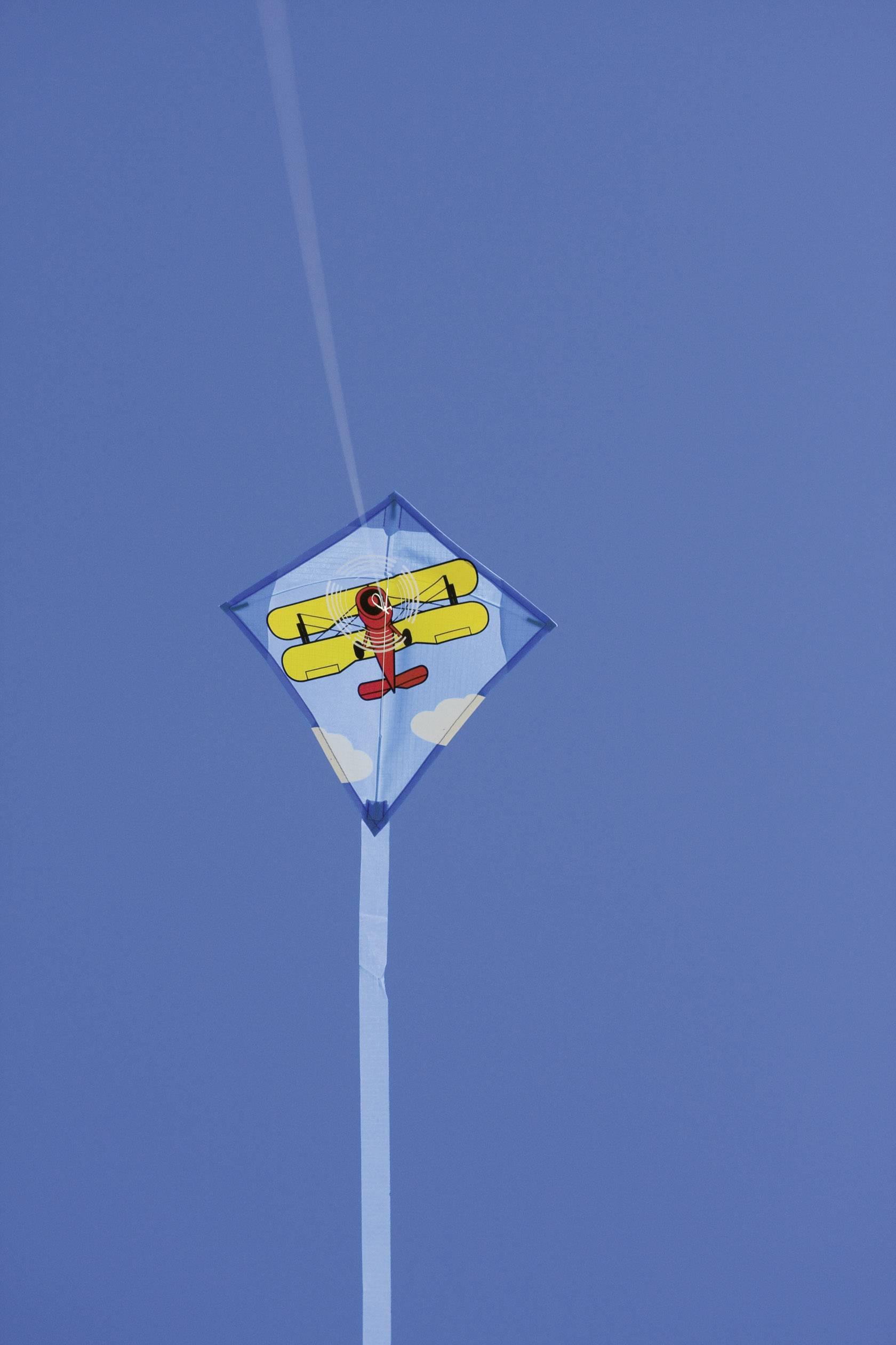 Šarkan pre začiatočníkov HQ Mini-Eddy Biplane, 300 mm