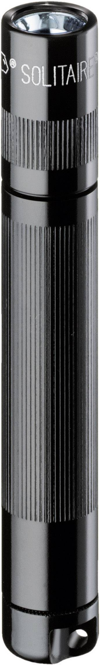 LED svítilna na klíčenku Mag-Lite Solitaire, SJ3A016, černá