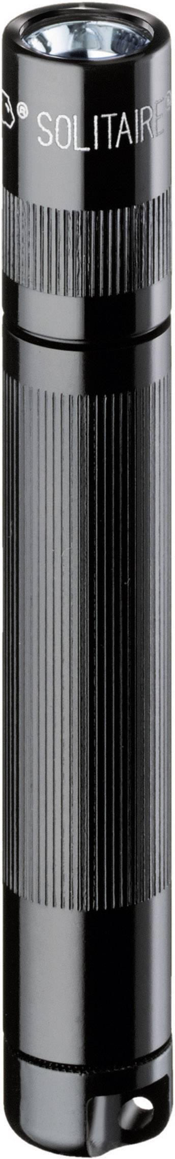 Svietidlo na kľúčenku Mag-Lite Solitaire LED, čierne