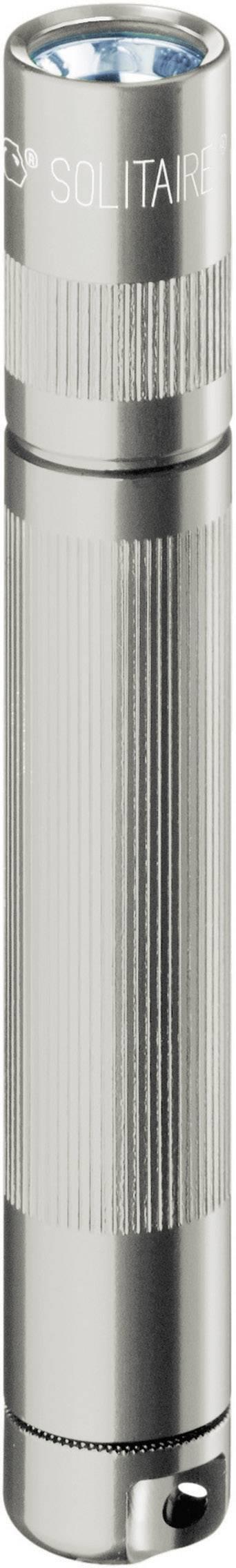 Svietidlo na kľúčenku Mag-Lite Solitaire LED, šedé