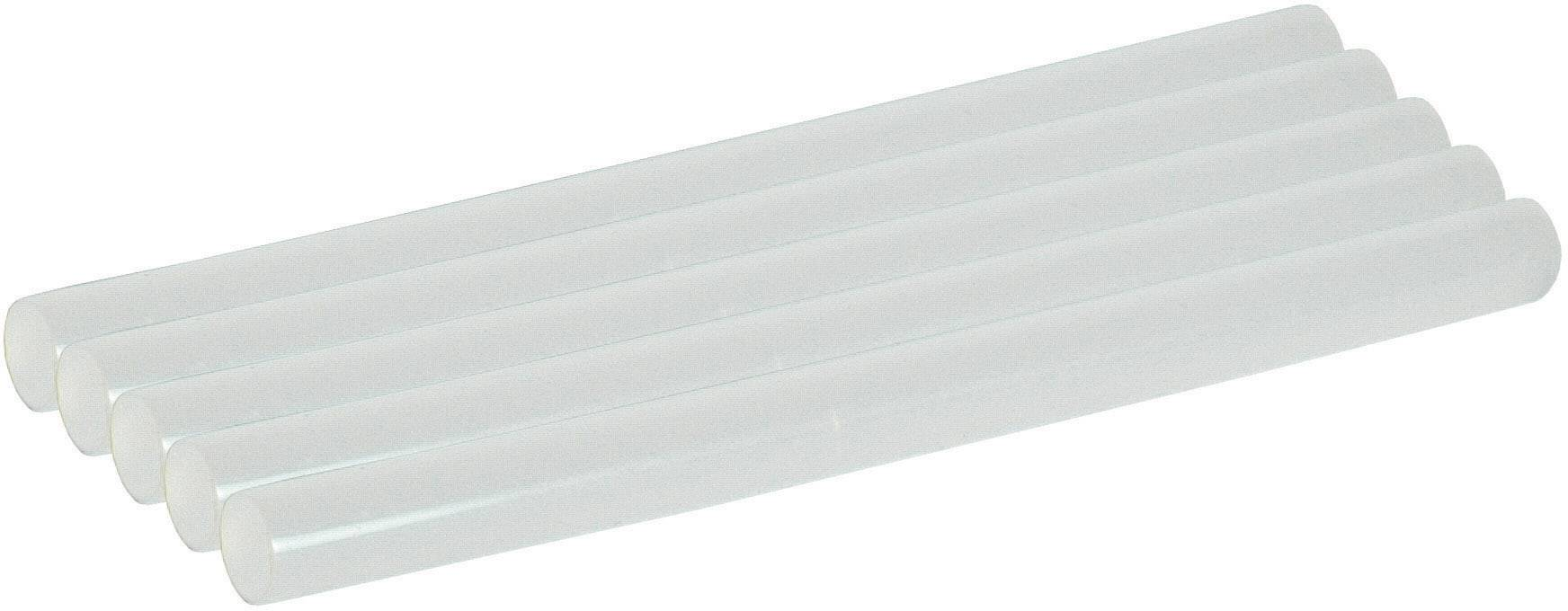 Lepicí tyčinky Ø Star Tec 7 mm 100 mm transparentní bílá ST 10642 5 ks, 22 g