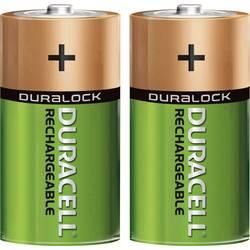 Akumulátor Duracell, NiMH, C, 2200 mAh, 2 ks
