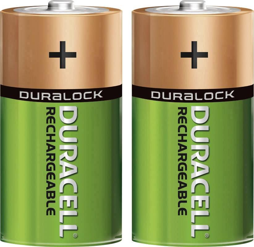 Akumulátor typu C NiMH Duracell HR14 DUR055988, 3000 mAh, 1.2 V, 2 ks