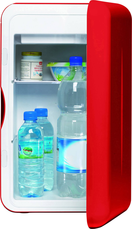 Mini chladnička / party chladicí box MobiCool F16 230 V červená 14 l A++