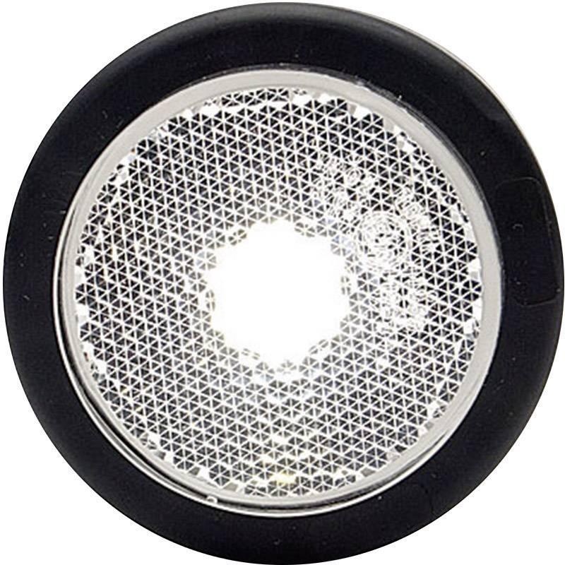 LED obrysové svetlo SecoRüt, 95678, guľaté, biela
