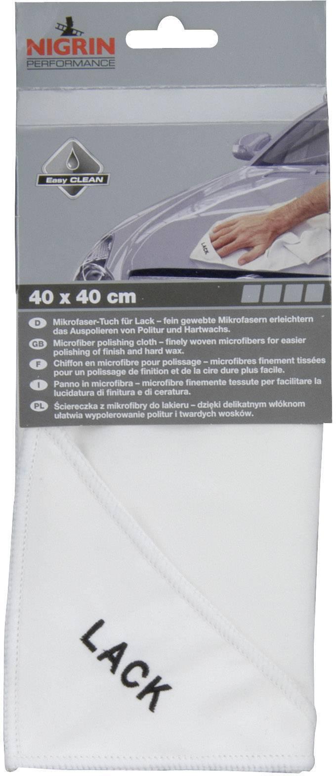 Utierka z mikrovlákna na leštenie laku Nigrin, 71121