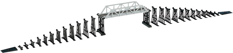 Železniční most H0 Mehano F292 , stavebnice