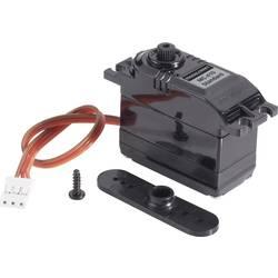 Modelcraft standardní servo BMS-410C analogové servo, materiál převodovky plast, zásuvný systém JR
