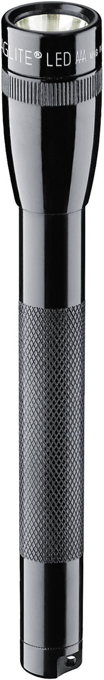 Vreckové LED svietidlo Mag-Lite MiniMag AAA, SP32016, čierne