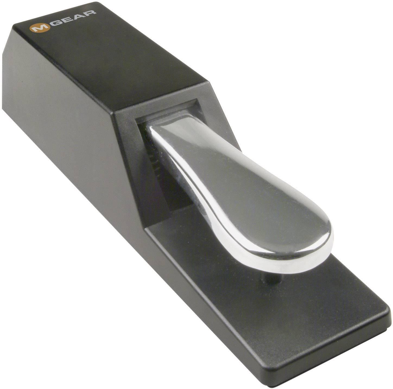 Nožní spínač M-Audio SP-2 Piano Substain Pedal (101614), černá